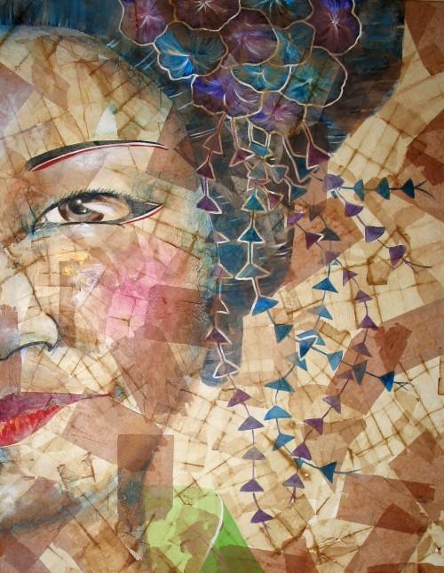 mes créations frédérique roche art galerie peinture tableaux creation dessin acrylique rêve évasion exposition bienveillance joie