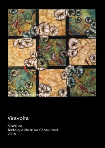 frédérique roche art galerie peinture tableaux creation dessin acrylique rêve évasion exposition bienveillance joie technique mixte création reverie imagination