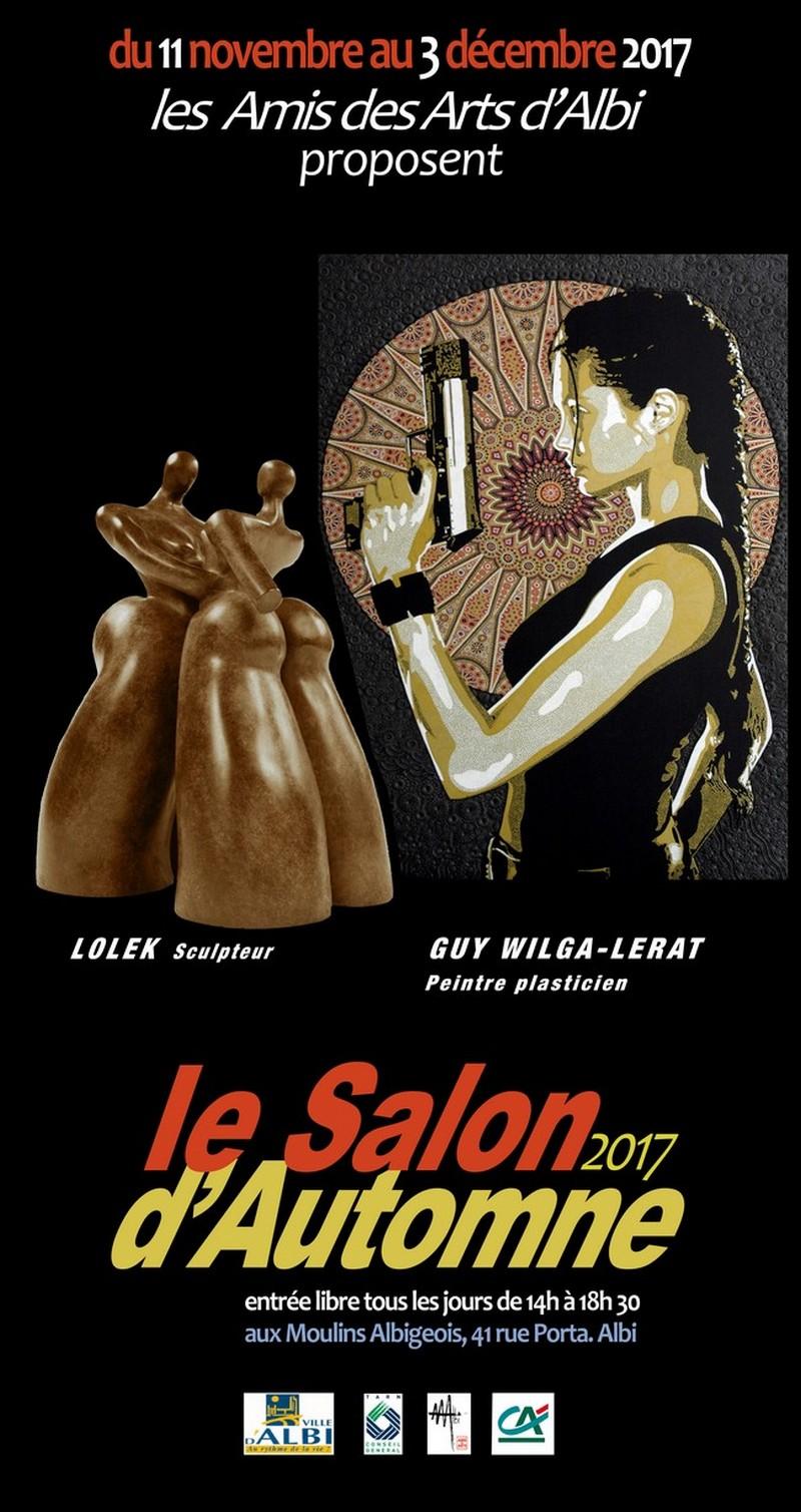 Salon d'Automne D'Albi 2017 Frédérique Roche