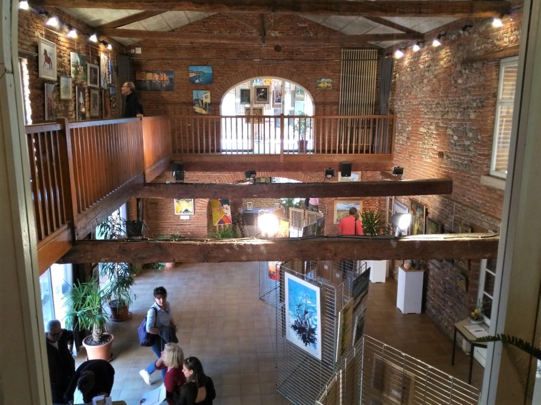 Frédérique Roche Exposition Albi Pratgraussals Invitée d'Honneur 2019