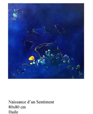 frederique roche abstrait peinture tableau inspiration peinture